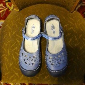 JBU Memory Foam Sandals